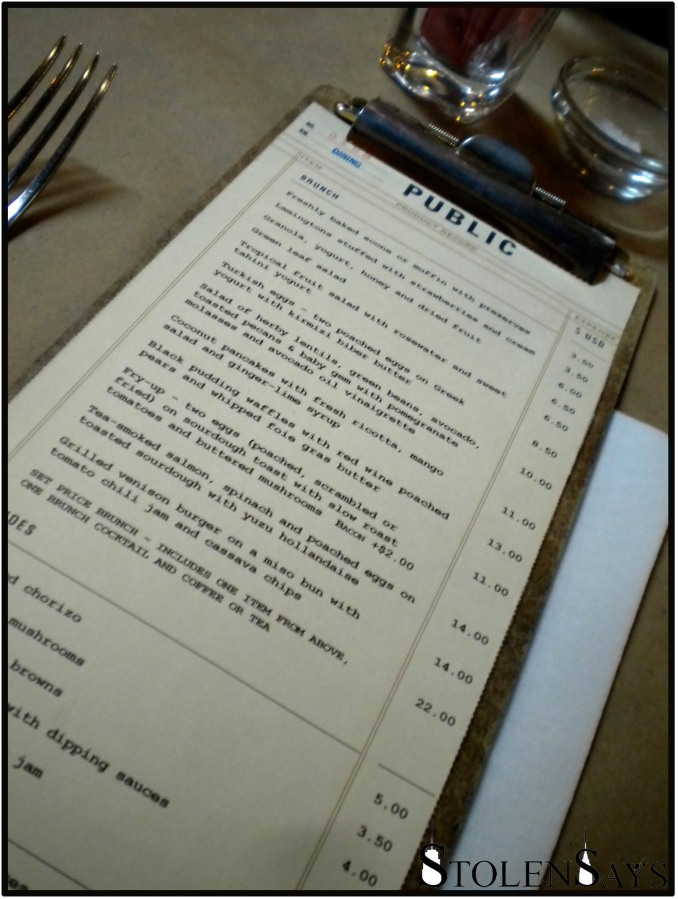 Clipboard Menu