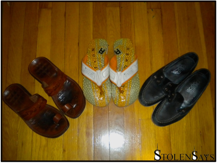 Footwear Three